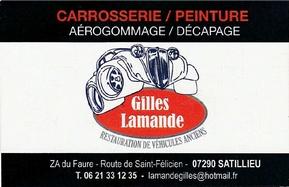 Gilles lamande