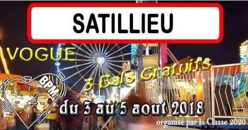 Calendrier Petanque Ardeche 2020.Vogue 2018 Mairie Satillieu Ardeche 07